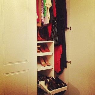 Custom Built-In Closet