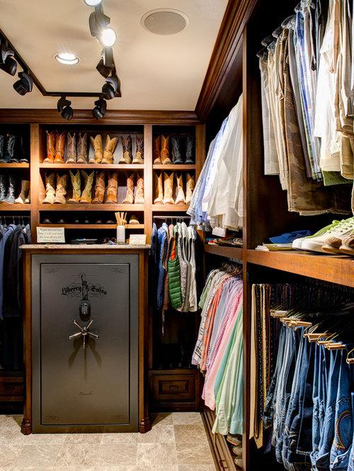 Foto e idee per cabine armadio cabine armadio con - Idee cabine armadio ...