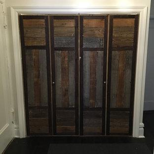 Custom Closet doors   BI FOLD AND BY PASS