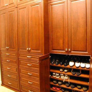 Custom Closet Ideas and Features  I  SpaceManager Closets