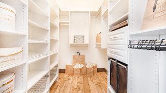 Custom Closet Shelving