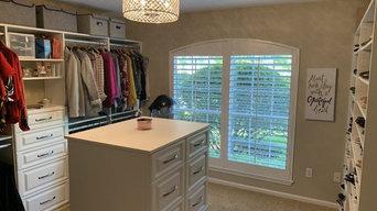 Custom Closet Storage Solutions