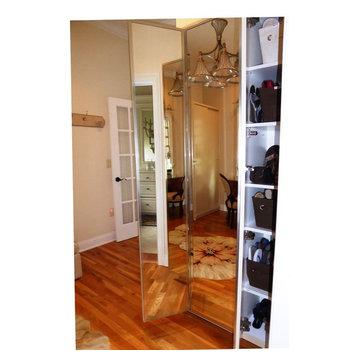 Custom Closet wardrobe room