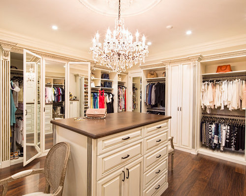 White Walk In Closet white walk in closet | houzz