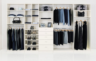7 Rules to Help You Design the Perfect Walk-in Wardrobe