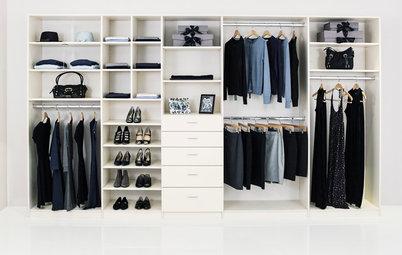 Från topp till tå: Så inreder du bäst din garderob