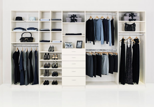 American Traditional Wardrobe by Closet Factory