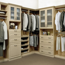 Traditional Closet by Closets by Design