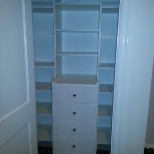 Closet - traditional closet idea in New York