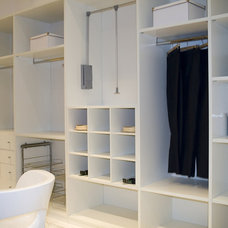 Contemporary Closet by Nuvo Home Products