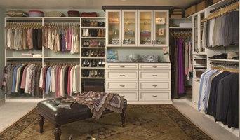 Custom closets, pantry, office, garage cabinets