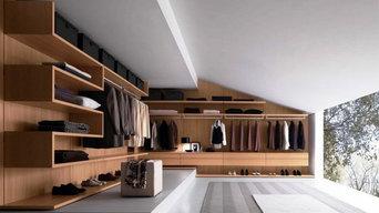 -Custom Closets