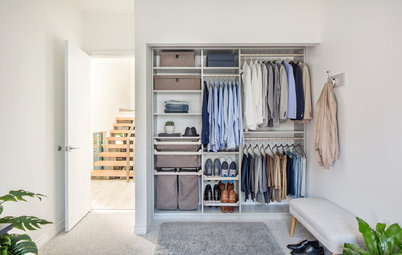 23 Beautifully Organised Bedroom Wardrobes