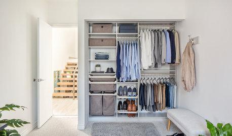 23 Beautifully Organised Bedroom Wardrobes