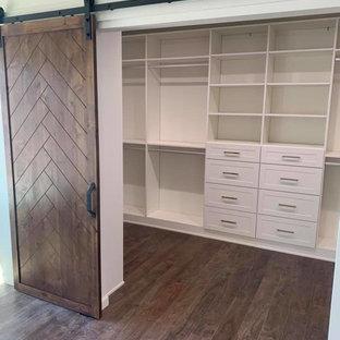 Custom Closets with Barn Doors