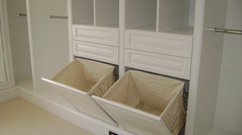 Custom Closets Wood
