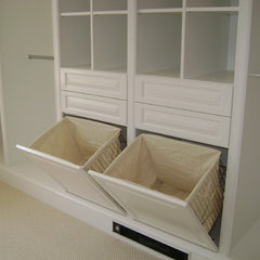 traditional closet by Katie's Closets LLC