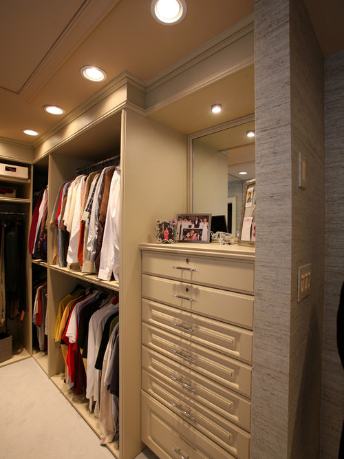 Amazing Inspiration For A Contemporary Walk In Closet Remodel In Newark