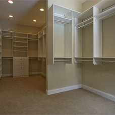 Closet by Lankford Decorating & Construction, Inc.