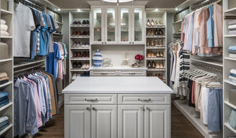 Custom Designs Featuring Inspired Closets