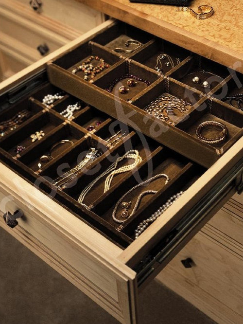 Custom Jewelry Drawers Ideas Pictures Remodel And Decor
