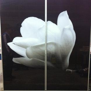 "Custom Graphic Sliding Doors -  ""Decorativo"""