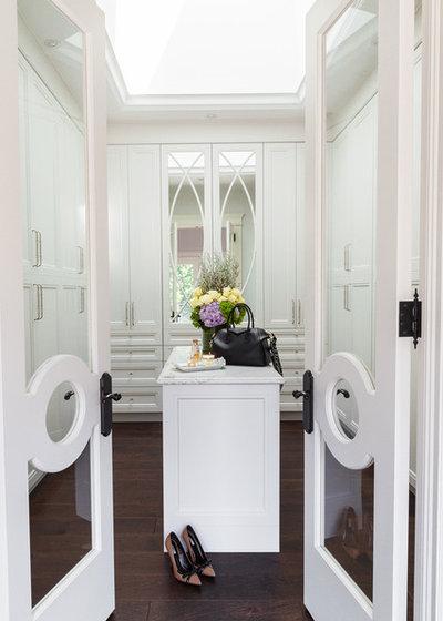 Traditional Closet by Alexandra Naranjo Designs