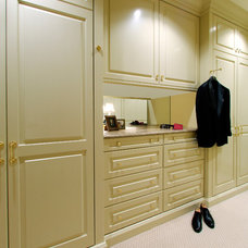 Traditional Closet by Gardner/Fox Associates, Inc