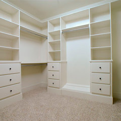 traditional closet by Sullivan Design & Construction, LLC
