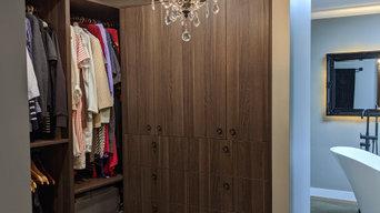 Custom home interior and external materials