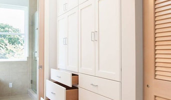 Custom Linen Closet Space