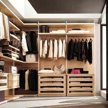Custom Luxury Closets