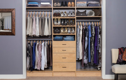 11 Foolproof Ways to Organise Your Wardrobe