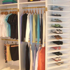 Traditional Closet by Closets For Life