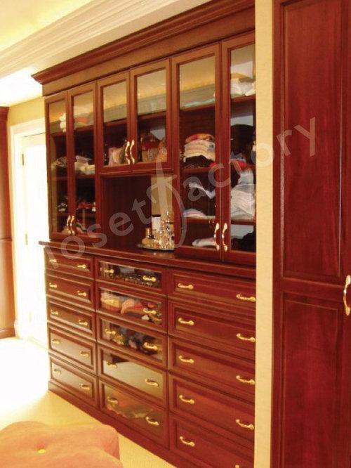 Closet Factory Custom Cabinets