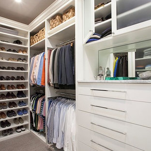 Dallas Contemporary His Closet
