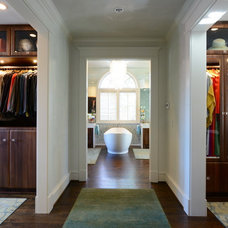 Traditional Closet by Powers Design & Build, LLC
