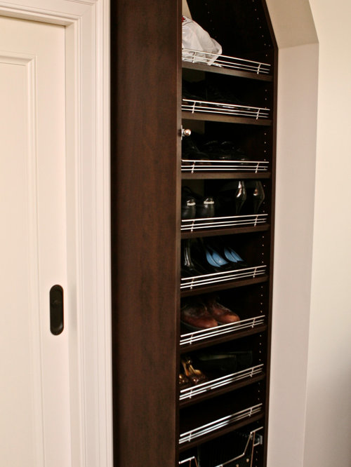 Custom Shoe Storage Home Design Ideas, Pictures, Remodel and Decor