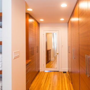 Dated Master Bath Gets a Contemporary Face-lift