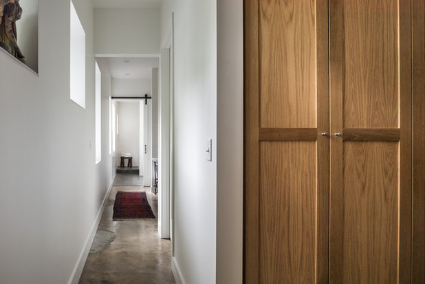 Industrial Closet by CONTENT Architecture