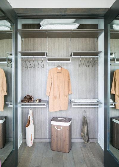 Modern Wardrobe by Robeson Design