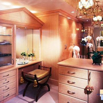 Denver Woman Dressing Room and Walk in Closet