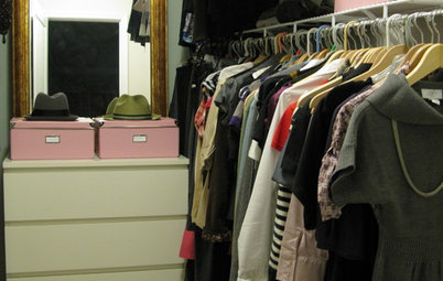 How to Finally Tackle Your Closet's Critical Mess