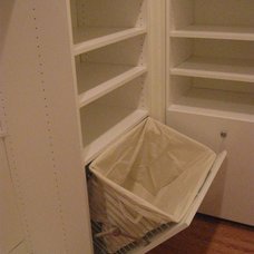 Contemporary Closet by The Closet Guy Inc