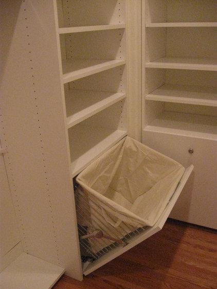Contemporary Closet by The Closet Guy Inc