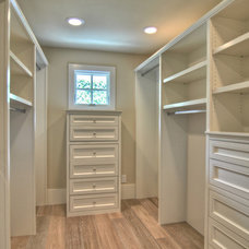 Traditional Closet by Details a Design Firm