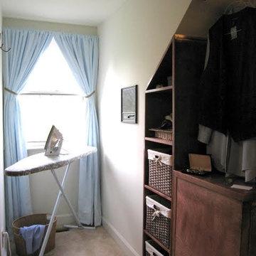 Dormer Window Spaces