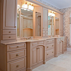 Traditional Bathroom Vanities And Sink Consoles by Brunarhans