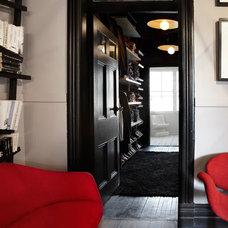 Contemporary Closet by stephane chamard