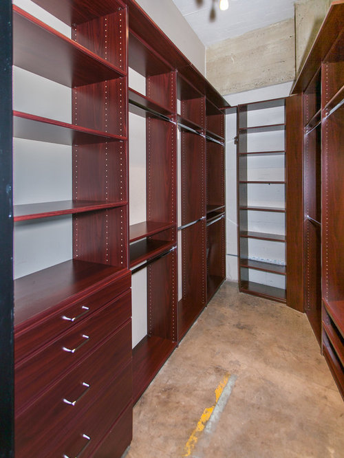 industrial los angeles closet design ideas remodels photos